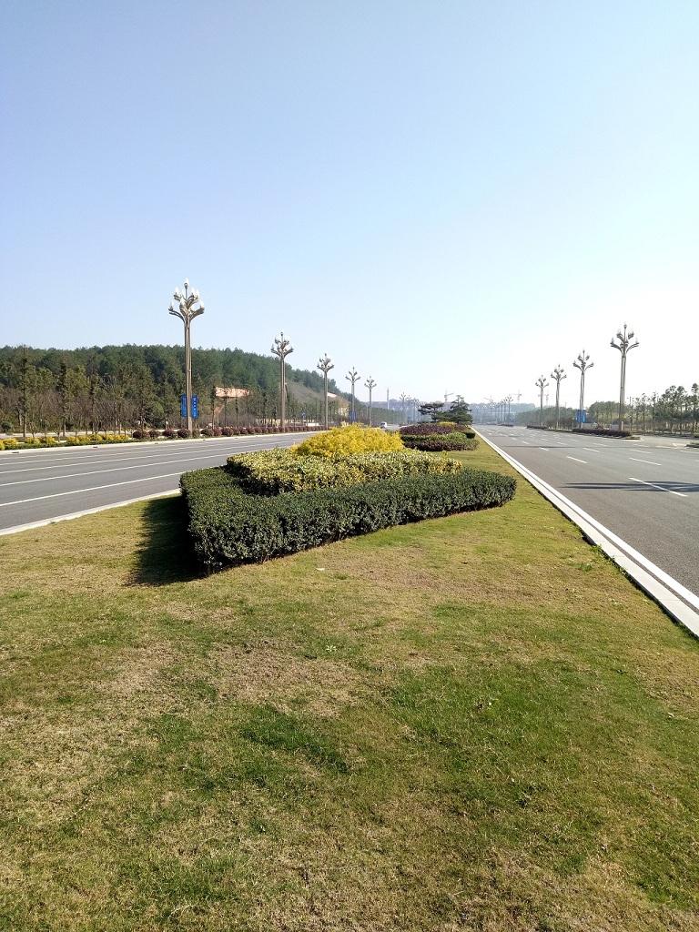 <span>贵安新区中心大道道路工程</span>