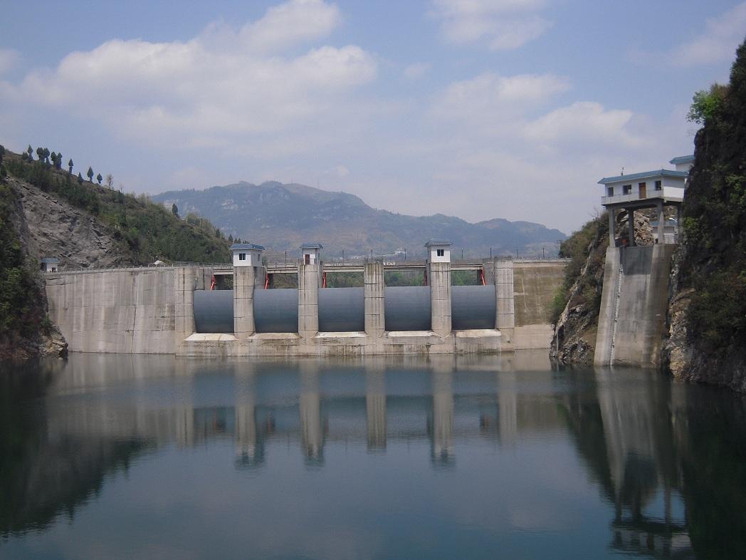 <span>贵州芙蓉江流域清溪水电站工程</span>
